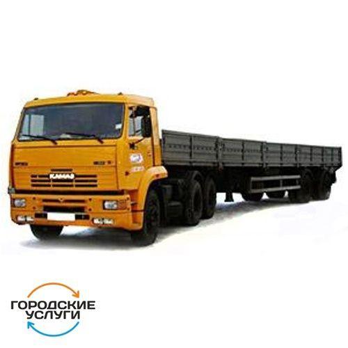 Услуги бортовых грузовиков до 20 тонн