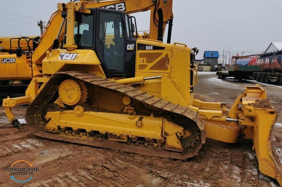 Продам бульдозер Caterpillar,Катерпиллар D6N XL,2009г/в Цена: 5 099 099 ₽