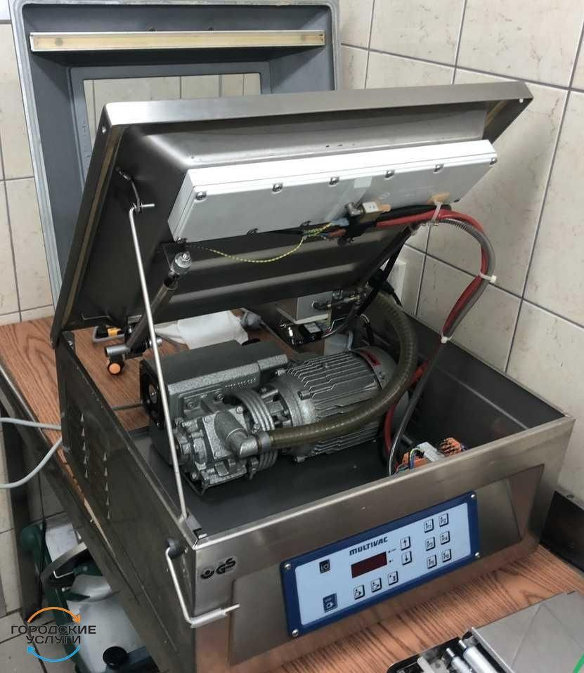 Ремонт обслуживание вакуумного упаковщика