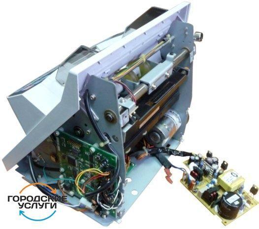 Ремонт и обслуживание обновление по счетчика сортировщика  банкнот